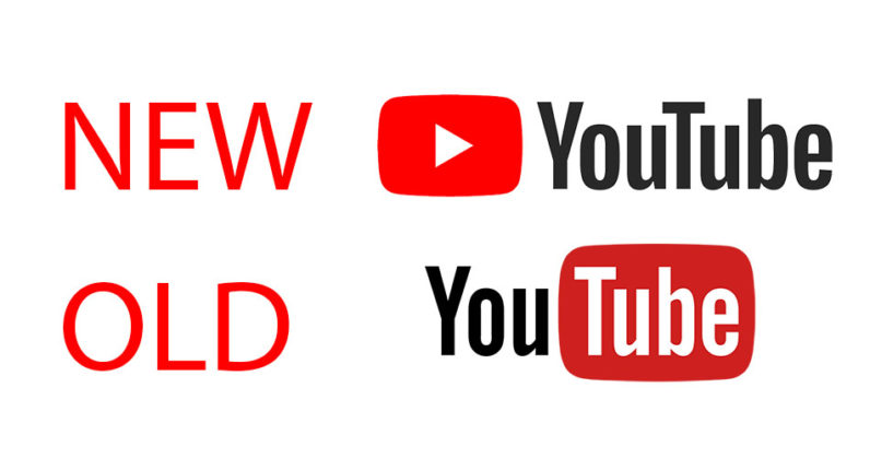 YouTube ganha novo logo e novo visual