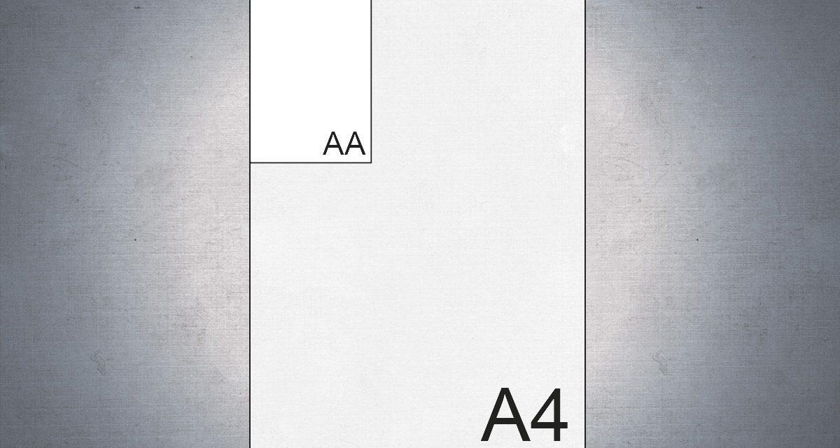 Formato AA