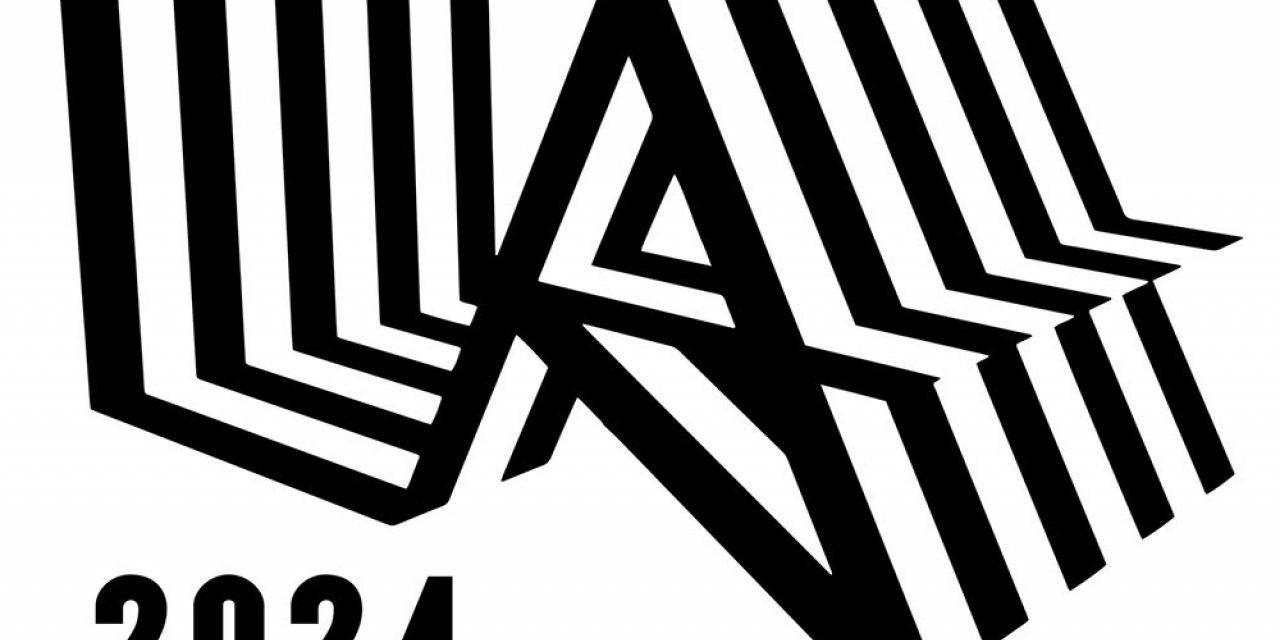 Logo e Identidade de Los Angeles para a Candidatura Olímpica de 2024.