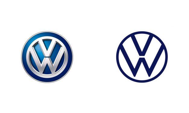 Novo Logo e Identidade da Volkswagen