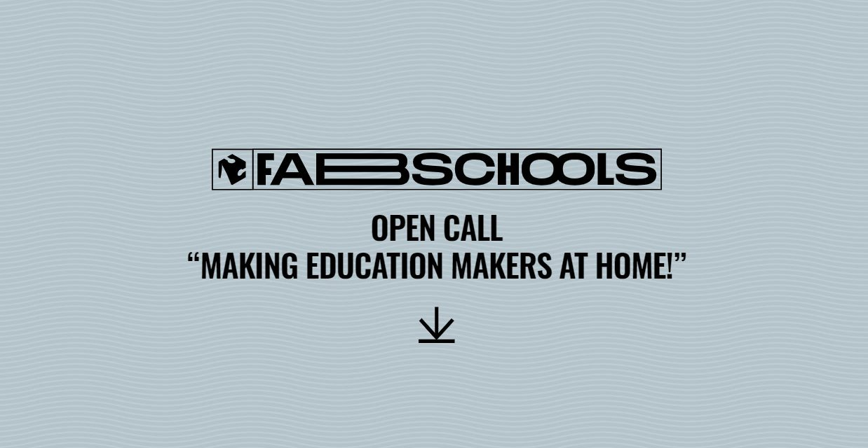 CALL FOR ENTRIES – Educational Distributed Designs 2020