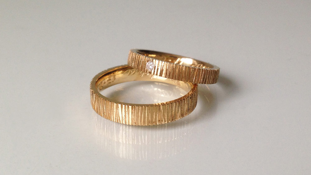 Ourivessaria - Muito além das jóias - Anel