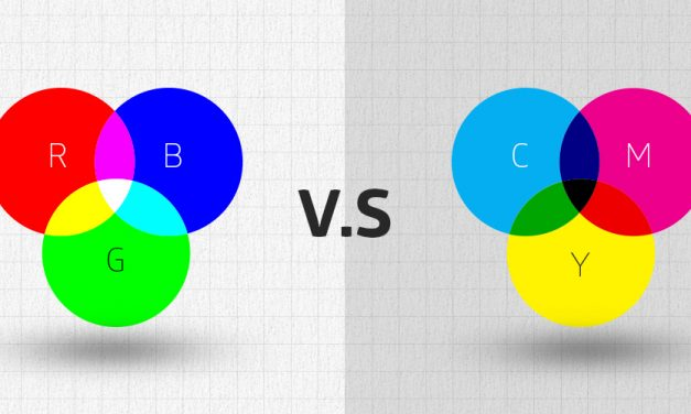 Saiba Tudo Sobre a Diferença Entre RGB e CMYK