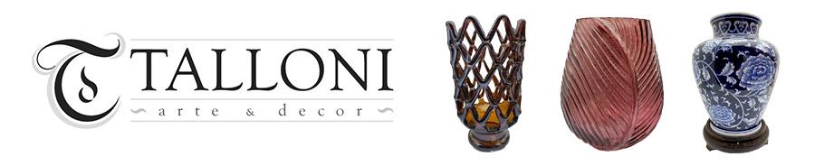 Compre vasos para decoração na Talloni Arte&Decor.