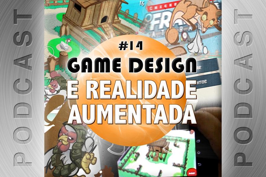 14 – Game Design e Realidade Aumentada