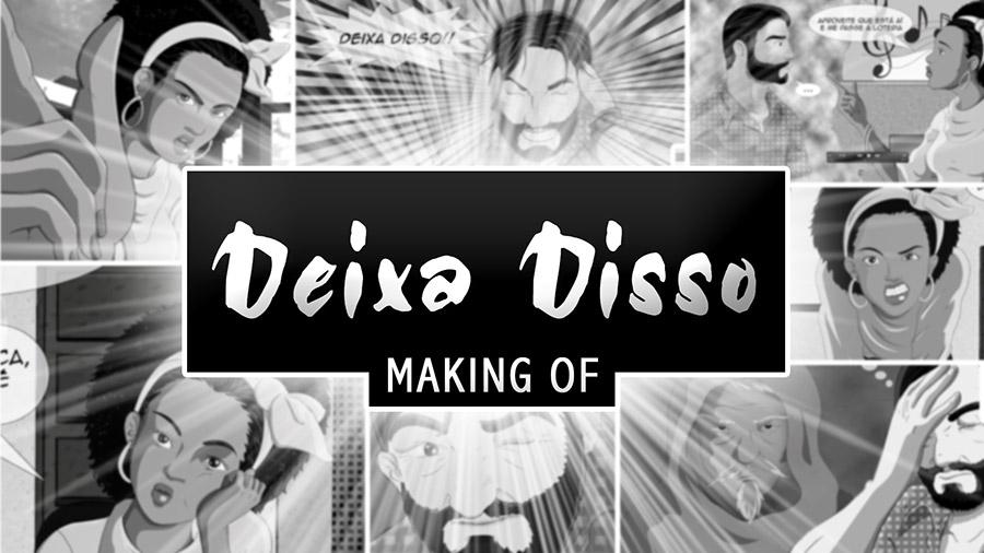 Deixa Disso – Making Of de um projeto de Internet Art