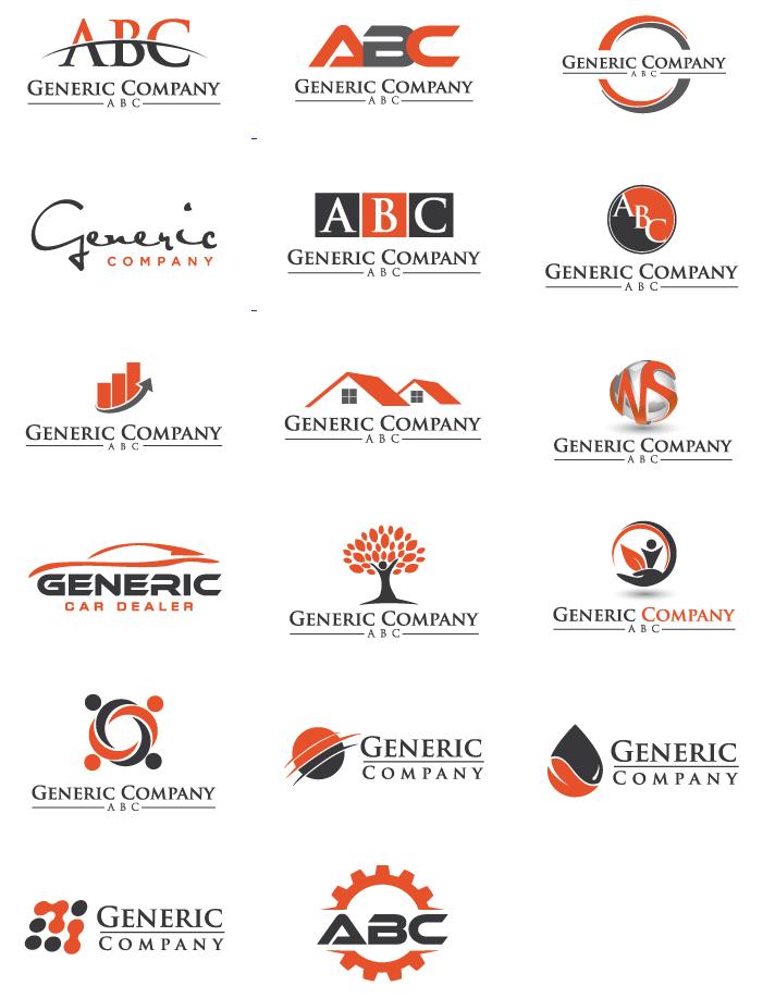 Caro designer, evite logos genéricos!