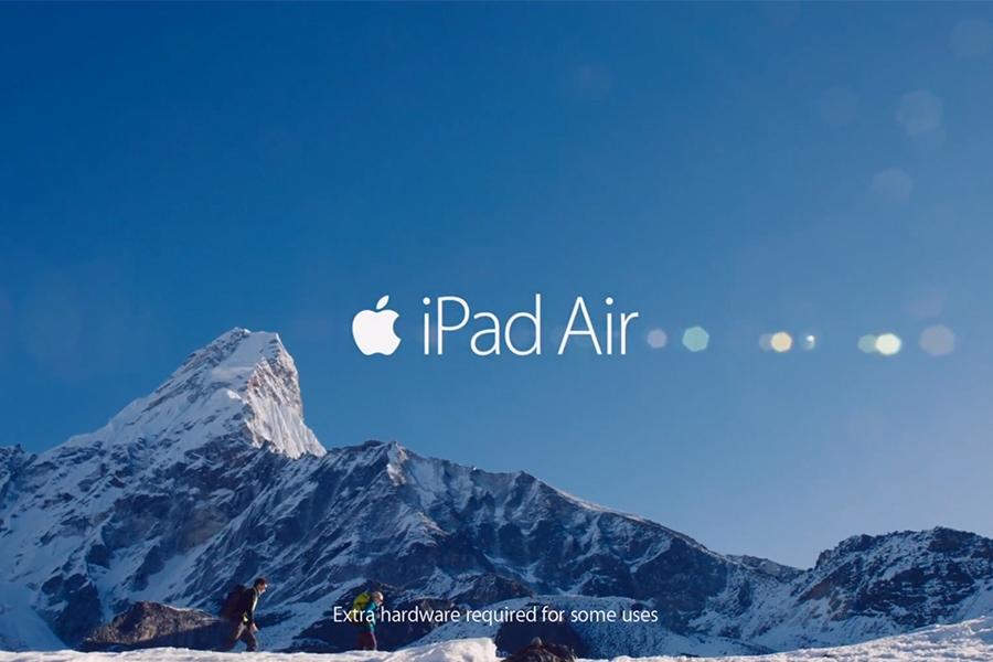"""O que o iPad Air pode nos """"ensinar""""?"""