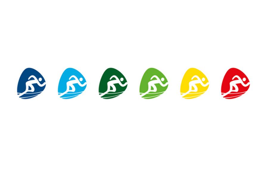 Pictogramas Olímpicos – Rio 2016